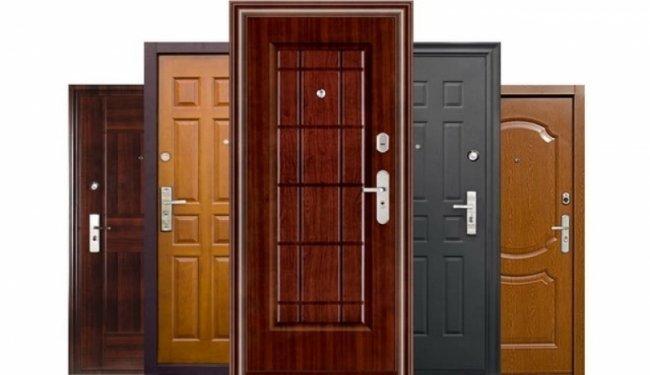 Что влияет на надежность и цену входных металлических дверей.