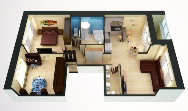 Где заказать услуги по ремонту квартиры недорого