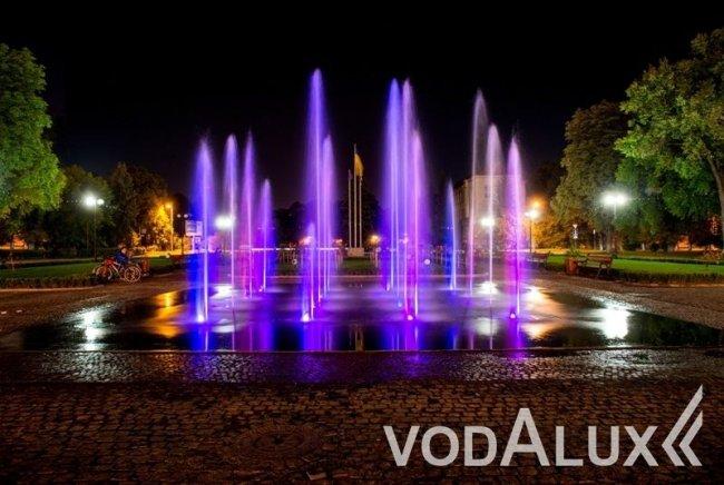 Каких трудов стоит специалистам возведение фонтана?