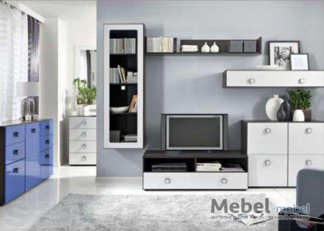 Модульная мебель для гостиной: современный дизайн