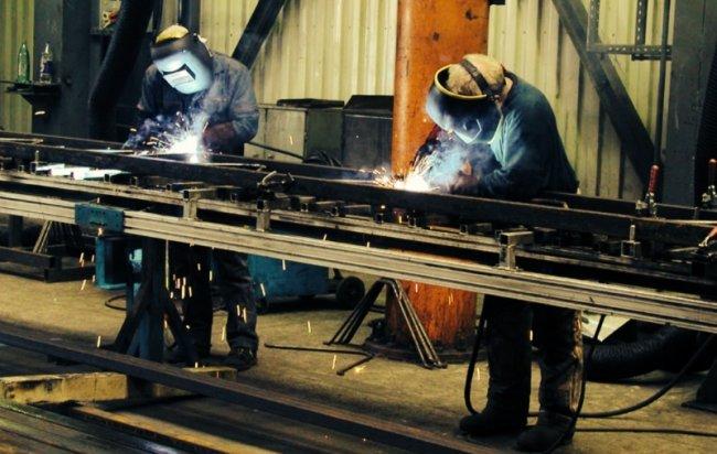 Производство металлоконструкций от компании Сталь Тех
