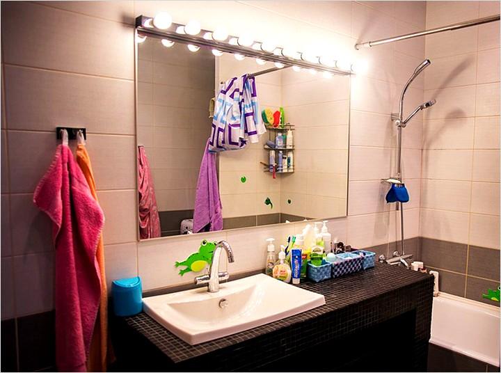 Лампы дневного освещения для ванной